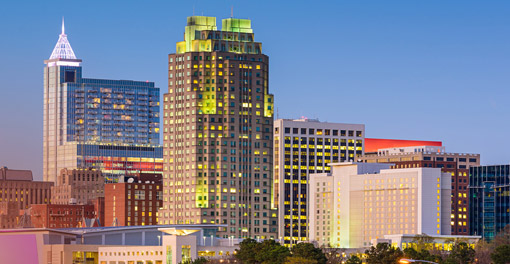 Reasons to Visit Raleigh for a Conference